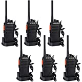 Retevis RT24 Walkie Talkie 0.5W 16 Channel PMR446 Legal and License-Free Two Way