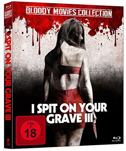 I Spit on Your Grave 3-Bloody Movies Collection [Blu-Ray] [Import]
