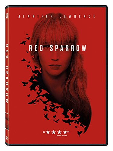RED SPARROW - RED SPARROW (1 DVD)