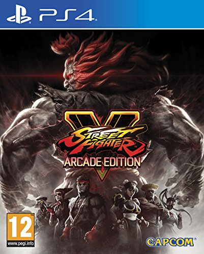 Street Fighter V Arcade Edition (PS4) (New)