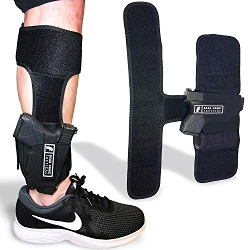 Ankle Holster for Concealed Carry | American Company | 4 Styles | B.U.G Leg Holster | Compatible...