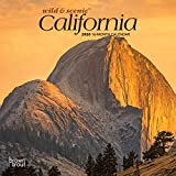 California Wild & Scenic 2020 7 x 7 Inch Monthly Mini Wall Calendar, USA United States of America Pacific West State Nature
