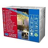 Konstsmide 3609-103 Micro LED Lichterkette / für Außen (IP44) /  24V Außentrafo / 20 warm weiße Dioden / transparentes Kabel