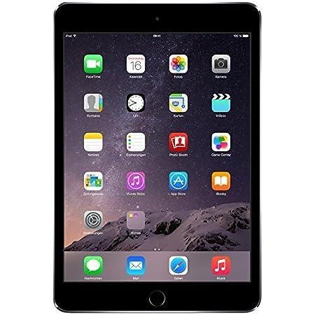 Apple iPad Mini 3 128GB Wi-Fi - Gris Espacial (Reacondicionado)