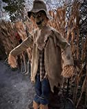 Spirit Halloween 5.8 Ft Jack Straw Animatronic