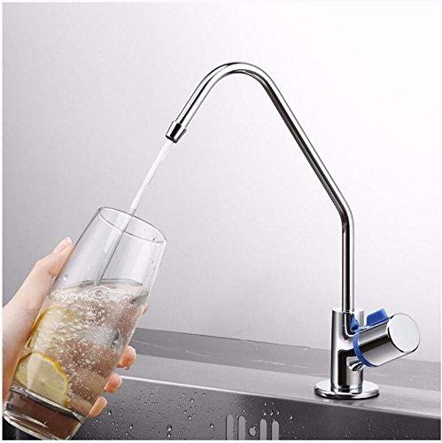 Gyps Faucet Waschtisch-Einhebelmischer Waschtischarmatur BadarmaturHaushalt Wasseraufbereiter, Reines Wasser, Drehen Sie den Wasseraufbereiter Zubehör Küche Wasserhahn Einzigen Griff Einloch Misch