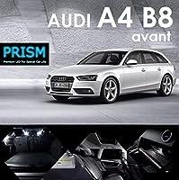アウディ Audi A4 S4 B8 アバント LED 室内灯 ルームランプ (2008~2012) 16カ所 キャンセラー内蔵 6000K