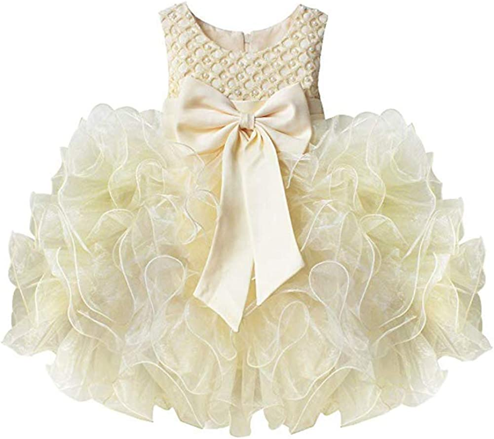 Baby Max 41% OFF Dresses Tulle Tutu Girl Party Quality inspection Dresse Princess Wedding Dress