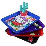 Activity Plastic Tray - Art & Crafts Organizer Tray, Serving Tray,...