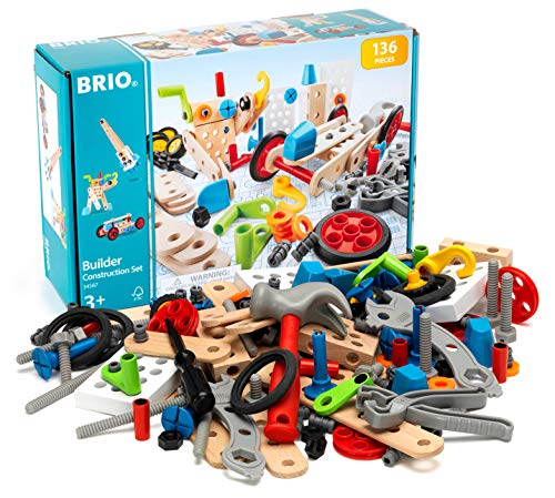 BRIO 34587 - Builder Box 135tlg.