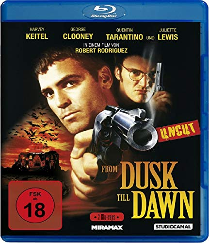 From Dusk Till Dawn - Uncut [Blu-ray] [Special Edition]