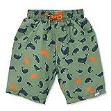 Sterntaler Baby - Jungen Badeshorts mit Windeleinsatz, UV-Schutz 50+, Alter: 2-3 Jahre, Größe: 86/92, Farbe: Grün
