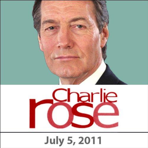 Charlie Rose: Sri Mulyani Indrawati and Deborah Lipstadt, July 5, 2011 cover art