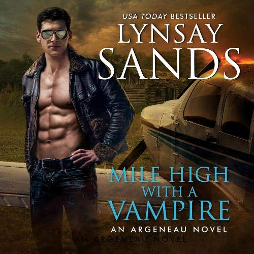 Mile High with a Vampire cover art