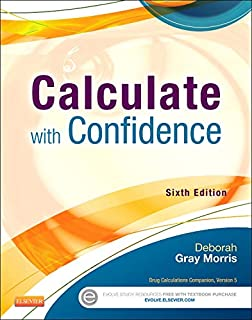 Calculate with Confidence (Morris, Calculate with Confidence)