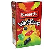 Bassett's Winegums 800g Box Englisches Weingummi