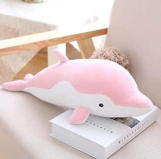 SUPVOX Dolphin Peluche de Peluche Mu/ñeca de delf/ín Suave Abrazo Almohada Coj/ín Animal Coj/ín Regalos Azul