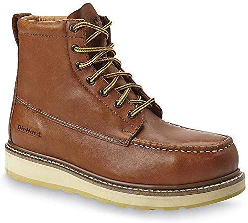 "DieHard Men's Classic 6"" SureTrack Soft Toe Work Boot 84994(6) D"