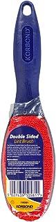 KORBOND Cepillo para Ropa de Doble Cara, Azul