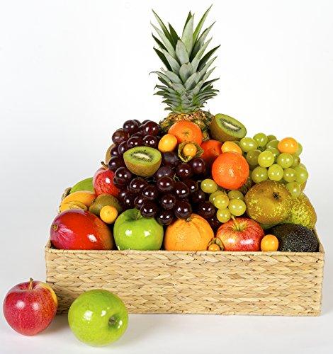 Fruta para regalar: Cesta de Frutas Terranova - Envío a Domicilio
