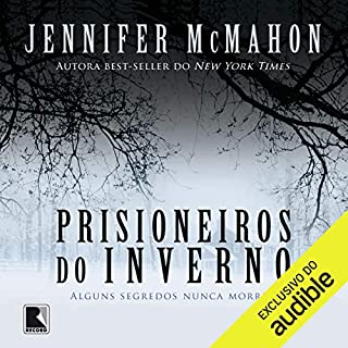 Prisioneiros do inverno [Winter Prisoners] audiobook cover art