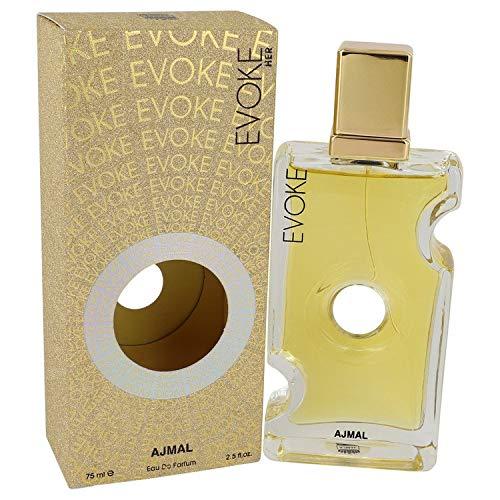 Max 52% OFF 2.5 oz Factory outlet Eau De Parfum Spray Evoke shape body fragrance the of