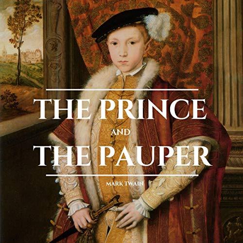 Page de couverture de The Prince and the Pauper