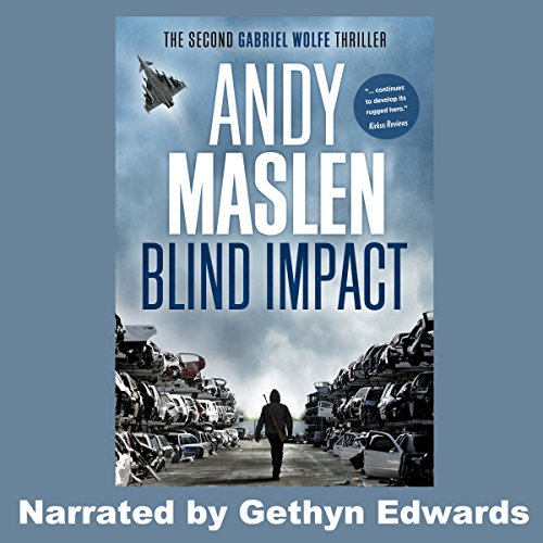 Blind Impact audiobook cover art