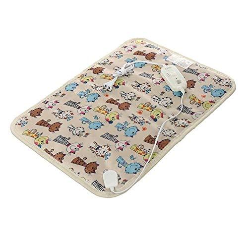 Verwarmingskussen, huisdier, hond en kat in de winter warm, elektrische mat, tapijt, voor dieren, hondenwaterdicht, pluche bed, deken, verwarmingskussen 45x45 Dot