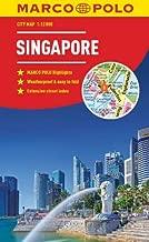 Singapore Marco Polo City Map (Marco Polo City Maps)