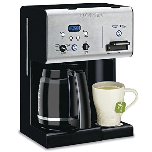 Cafetière Programmable Cuisinart avec une Capacité de 12 tasses et Système d'Eau Chaude - Modèle CHW-12C - 7