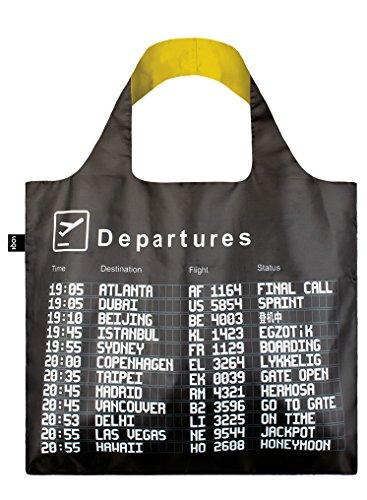 LOQI Bag AIRPORT Arrivals