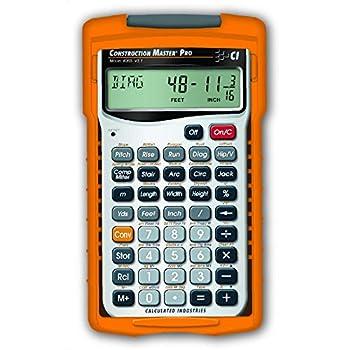 Best calculadora para construccion Reviews