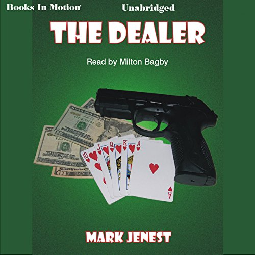 The Dealer audiobook cover art