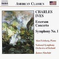 Ives: Emerson Concerto / Symphony No. 1 (2003-10-21)