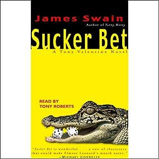 Sucker Bet audiobook cover art