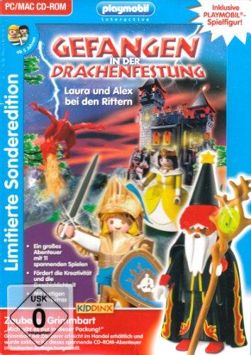 Playmobil: Gefangen in der Drachenfestung/ Laura und Alex bei den Rittern