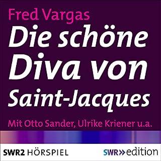 Die schöne Diva von Saint-Jacques (Kehlweiler und die drei Evangelisten 1) Titelbild