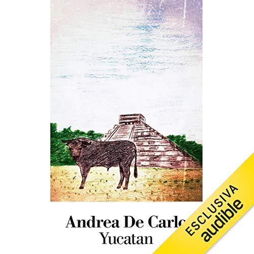 Yucatan audiobook cover art