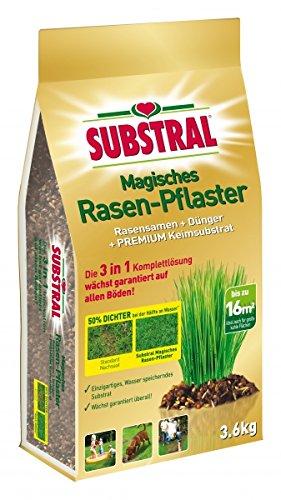 Substral® Magisches Rasen-Pflaster - 3.6 kg