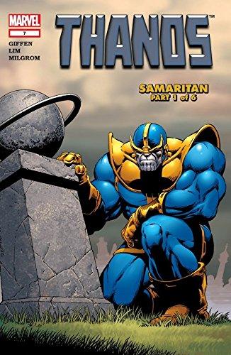 Thanos (2003-2004) #7 (English Edition)