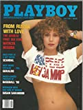 Playboy Adult Magazine, May 1989 (From Russia With Love - The Soviets' First Sex Star Natalya Negoda)