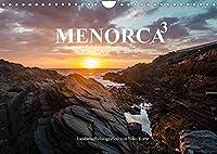 MENORCA 3 - Landschaftsfotografien von Niko Korte (Wandkalender 2022 DIN A4 quer): Menorca - Landschaftsfotografien zwischen Sonnenaufgang und Abenddaemmerung (Monatskalender, 14 Seiten )