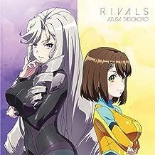 【Amazon.co.jp限定】TVアニメ『神田川JET GIRLS』ED主題歌「RIVALS」 (アニメ盤) (複製サイン入りL判ブロマイド)
