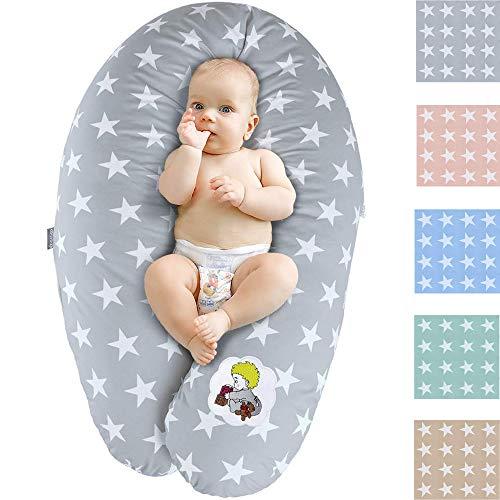 Cojín para bebés de Sei Design, talla XXL, 190 x 30 cm