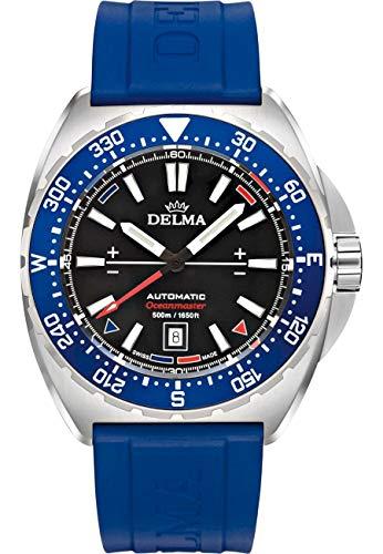 DELMA - Armbanduhr - Herren - Oceanmaster Automatic - 41501.670.6.048