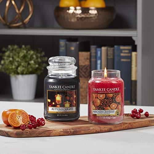 Yankee Candle Candela profumata in giara grande | Mirtillo cinese | Durata Fino a 150 Ore