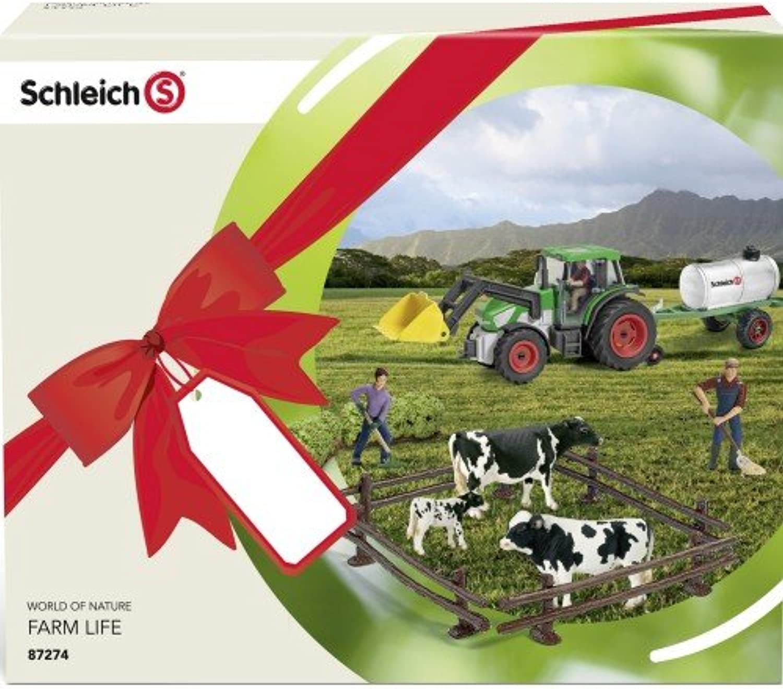 Schleich World of Nature Farm Life Set 87274