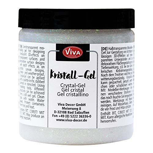 Viva Decor Kristall Gel 250ml -Hologramm-