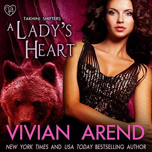 A Lady's Heart (Werebear Shifter Romance) audiobook cover art